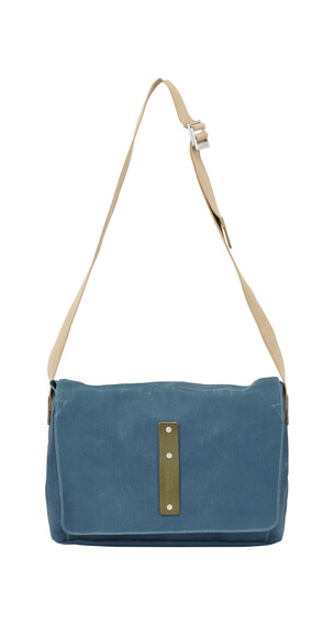 Brooks Euston - Sac - Canvas medium Bleu pétrole